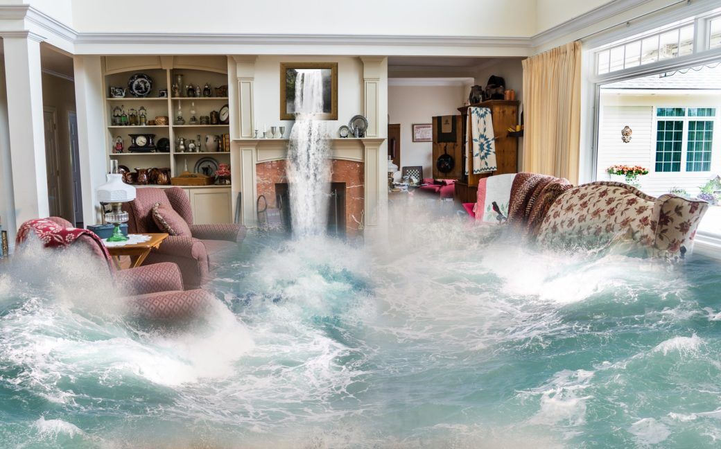 What to do if your house is in a flood zone image